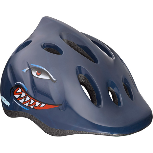 Lazer Max Childs Cycling Helmet In Shark
