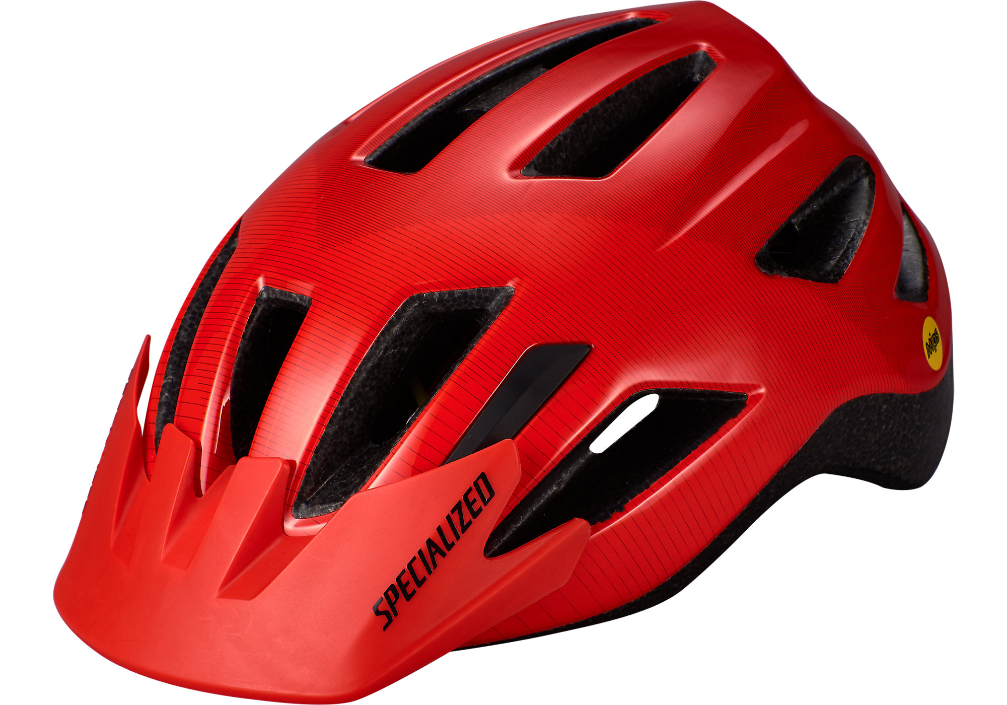Specialized Shuffle Led Mips Childs Helmet In Red 163 45 00